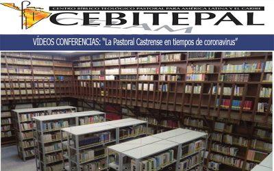 """CEBITEPAL convoca a participar del ciclo de vídeos conferencias, """"La Pastoral Castrense en tiempos de coronavirus"""""""