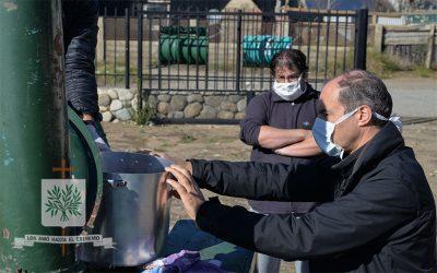 Río Negro | CÁRITAS Castrense de Gendarmería desarrolla misión solidaria en San Carlos de Bariloche