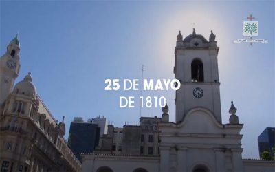 Mons. Olivera | Este 25 de mayo, renovamos el compromiso a trabajar por una Patria de hermanos, inclusiva, para defender la vida siempre desde el inicio hasta el fin