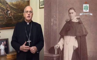Mons. Olivera | La vida de Fray Reginaldo Toro es un don para nosotros, es un don para la Argentina