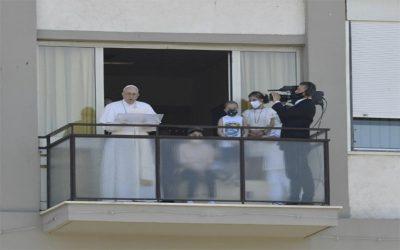 Papa Francisco | Que no se deje a nadie solo, que todos reciban la unción de la escucha, de la cercanía, de la ternura y del cuidado