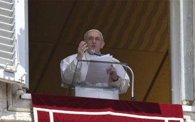 Papa Francisco | Si aprendemos a descansar de verdad, nos hacemos capaces de compasión verdadera