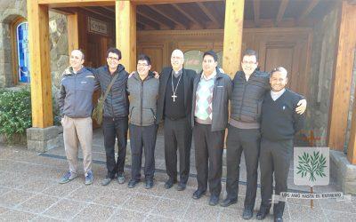 Mons. Olivera I Instituyó en el ámbito de la Diócesis Castrense el Día del Seminarista
