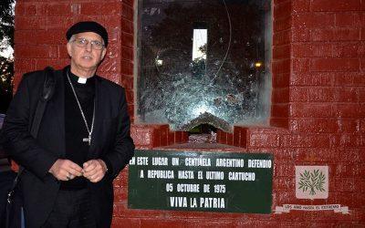Mons. Olivera | Señor, Tú qué sabes lo efímero de esta vida, bendícenos con tiempos de paz, de verdad y de justicia