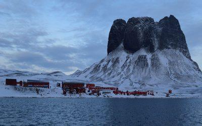 Antártida Argentina | La obra y mano de Dios se ve para dónde se mire