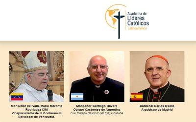 Mons. Olivera   Rezo y le pido a Santo Tomás Moro por nuestros políticos de América Latina